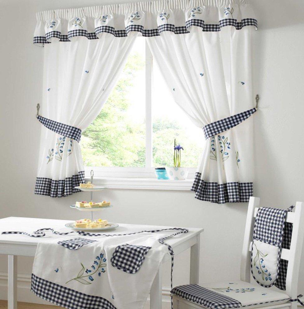 Kitchen window curtains - Small Kitchen Window Curtains Ideas
