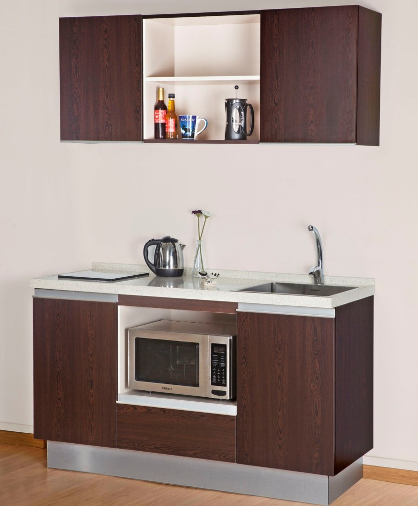 Small kitchenette photo 3 kitchen ideas for Kitchenette layout ideas