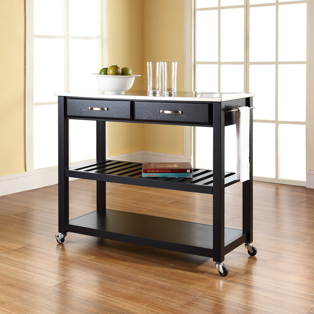 Small portable kitchen island | | Kitchen ideas