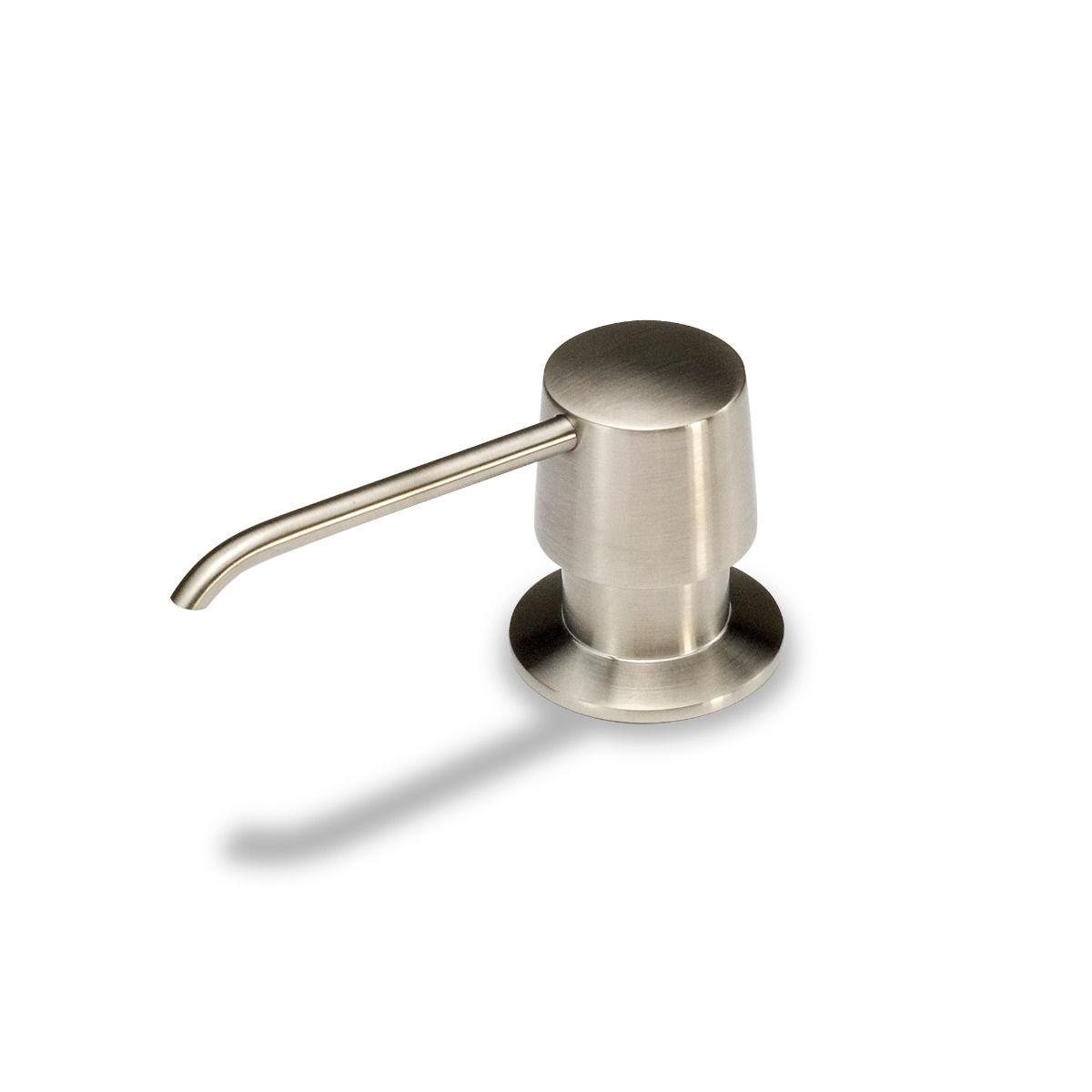 Soap dispenser for kitchen sink Photo - 2