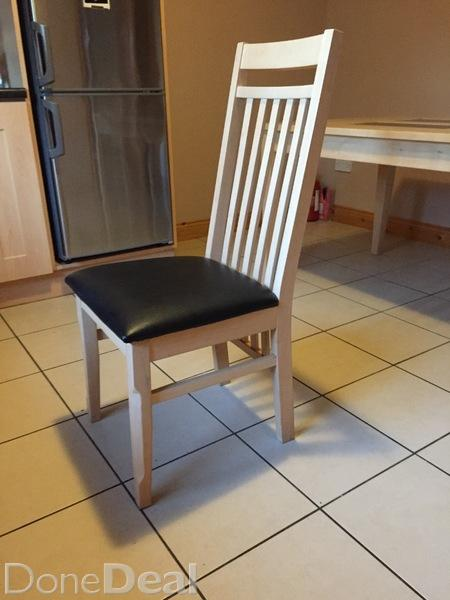 Solid wood kitchen chairs Photo - 4