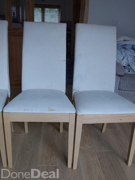 Solid wood kitchen chairs Photo - 8
