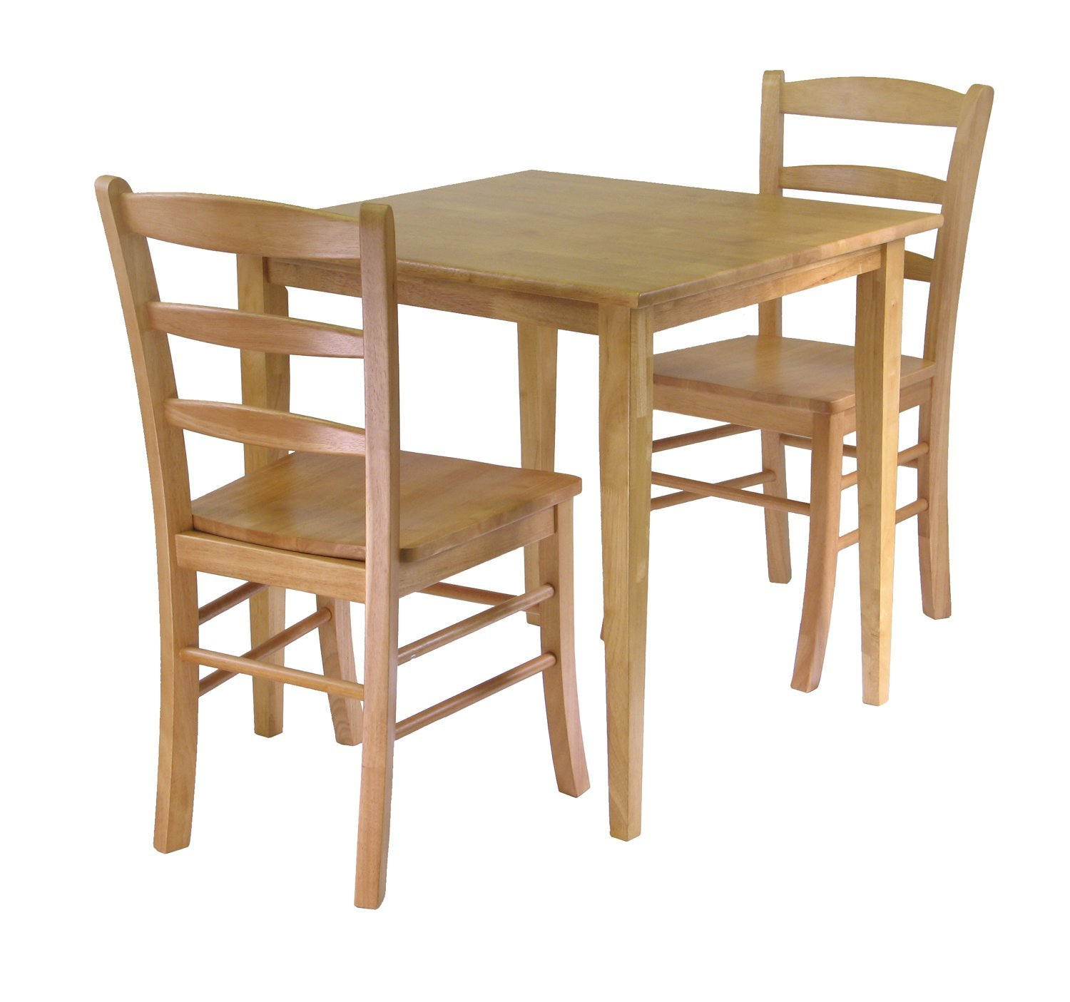 Square kitchen tables for small spaces good winsome for Good dining tables for small spaces