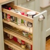 Spice racks for kitchen cabinets Photo - 1