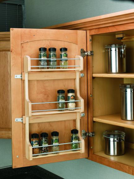 Spice racks for kitchen cabinets Photo - 9