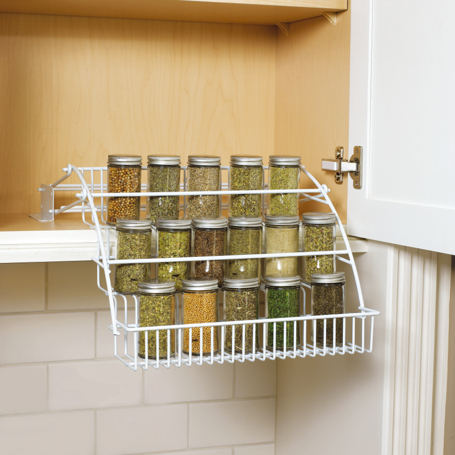 spice racks for kitchen cabinets photo 7 kitchen ideas