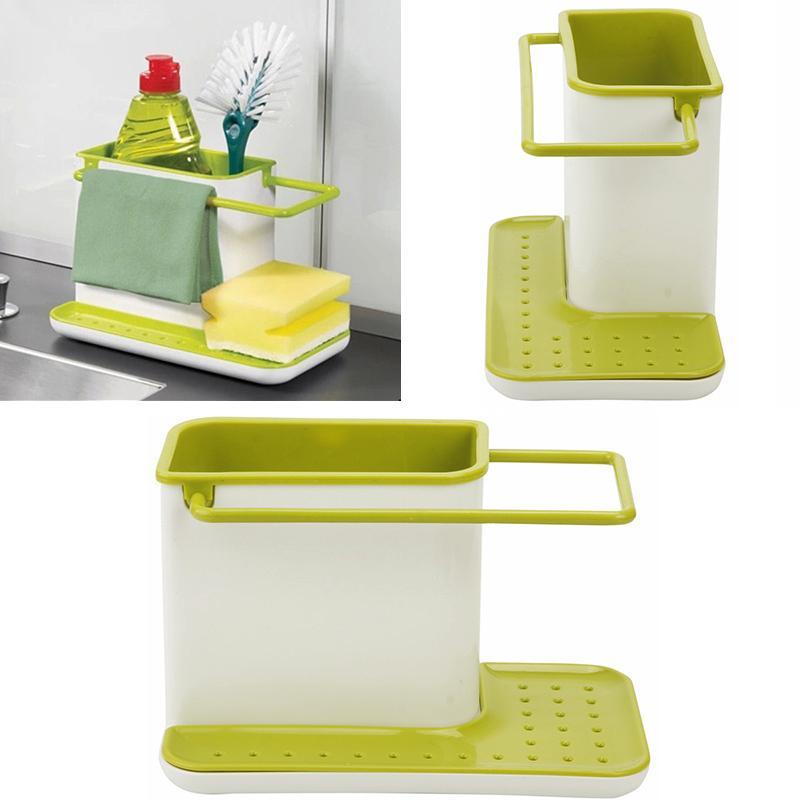 Sponge holder for kitchen sink Photo - 9