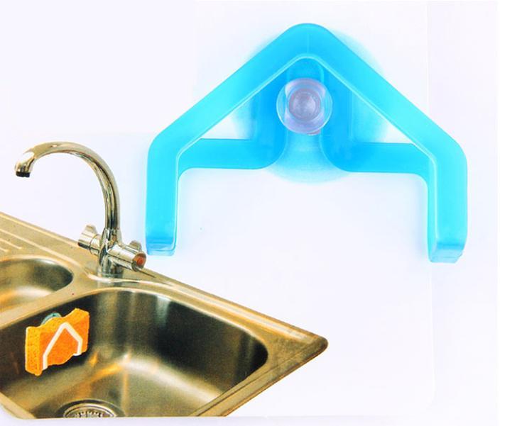 Sponge holder for kitchen sink Photo - 4