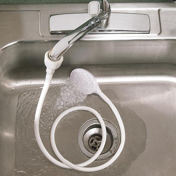 Sprayer for kitchen sink Photo - 1