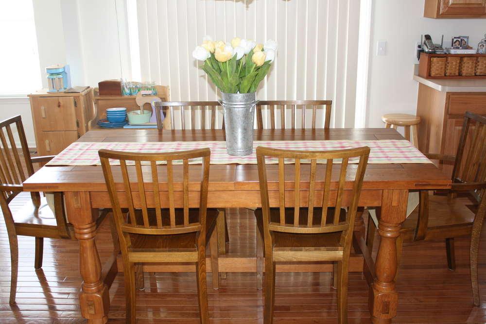 Обеденные столы своими руками - Евробилдсервис