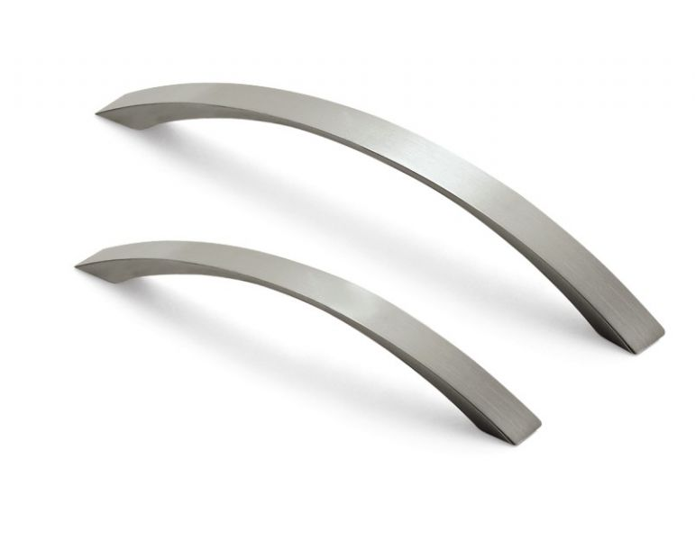 Stainless steel handles for kitchen cabinets Photo - 1