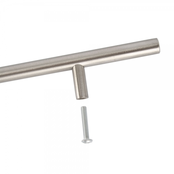 Stainless steel handles for kitchen cabinets Photo - 7