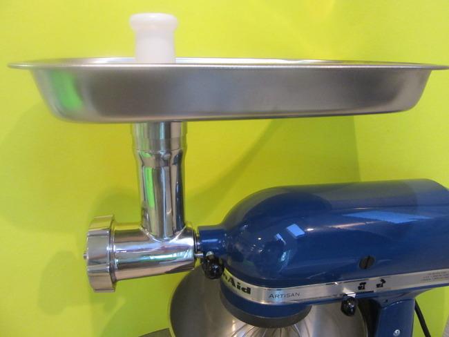 Stainless steel kitchen aid mixer Photo - 9