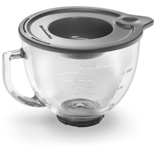 Stainless steel kitchen aid mixer Photo - 2