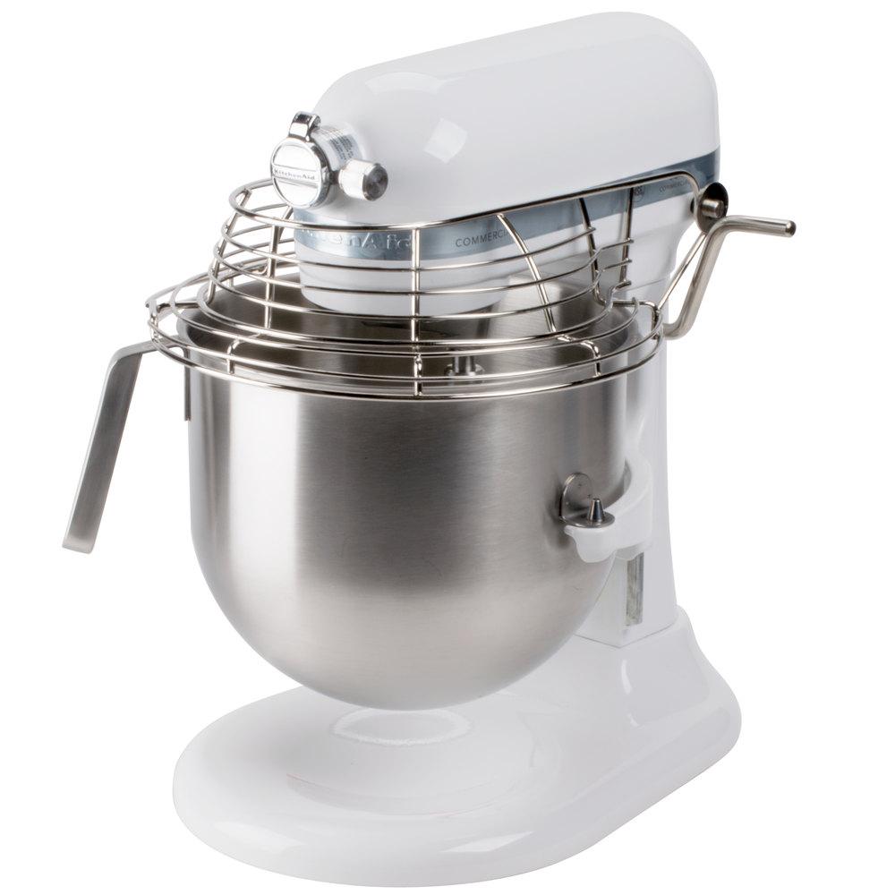 Stainless steel kitchen aid mixer Photo - 6