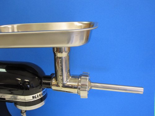 Stainless steel kitchen aid mixer Photo - 7