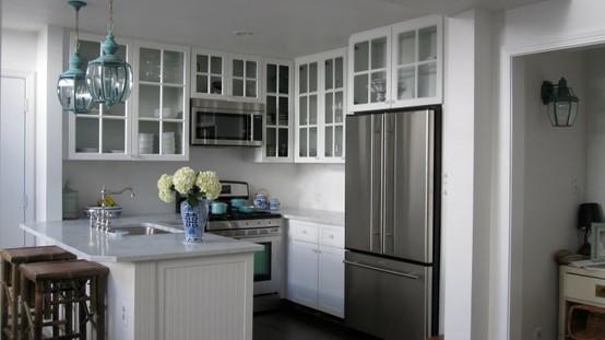 Stainless steel kitchen cabinet knobs Photo - 12