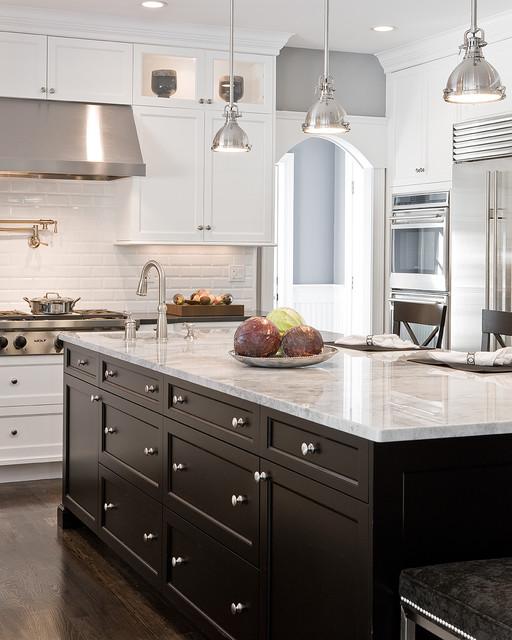 Stainless steel kitchen cabinet knobs Photo - 2
