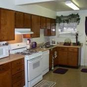 Stainless steel kitchen knobs Photo - 1