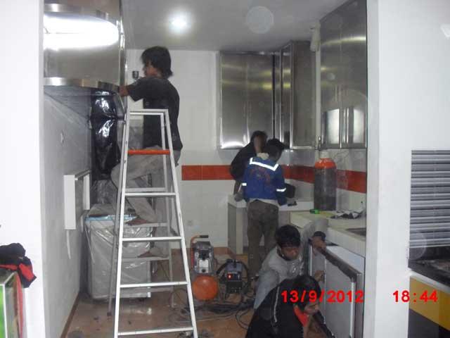 10 Photos To Stainless Steel Kitchen Set