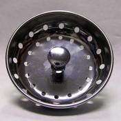 Stainless steel kitchen sink strainer Photo - 1