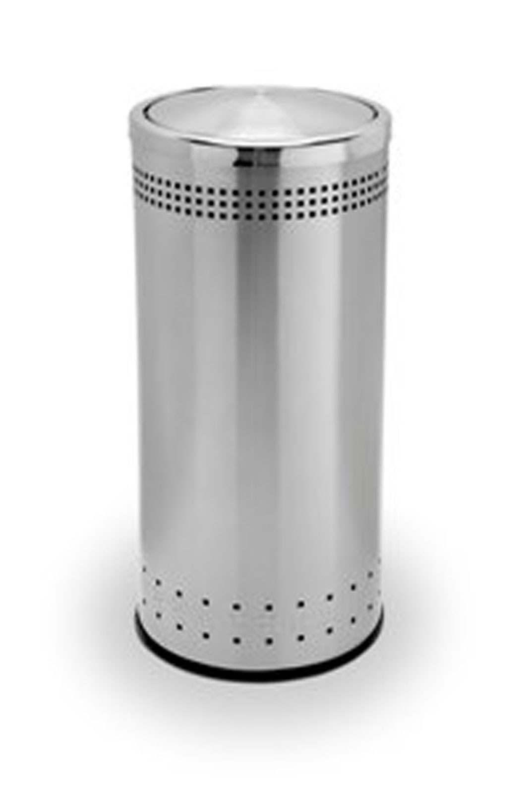 Stainless steel kitchen trash can Photo - 3
