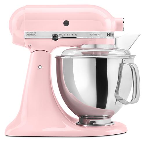Stainless steel kitchenaid mixer Photo - 1