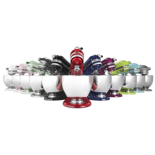 Stainless steel kitchenaid mixer Photo - 9