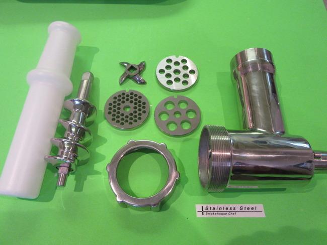 Stainless steel kitchenaid mixer Photo - 4