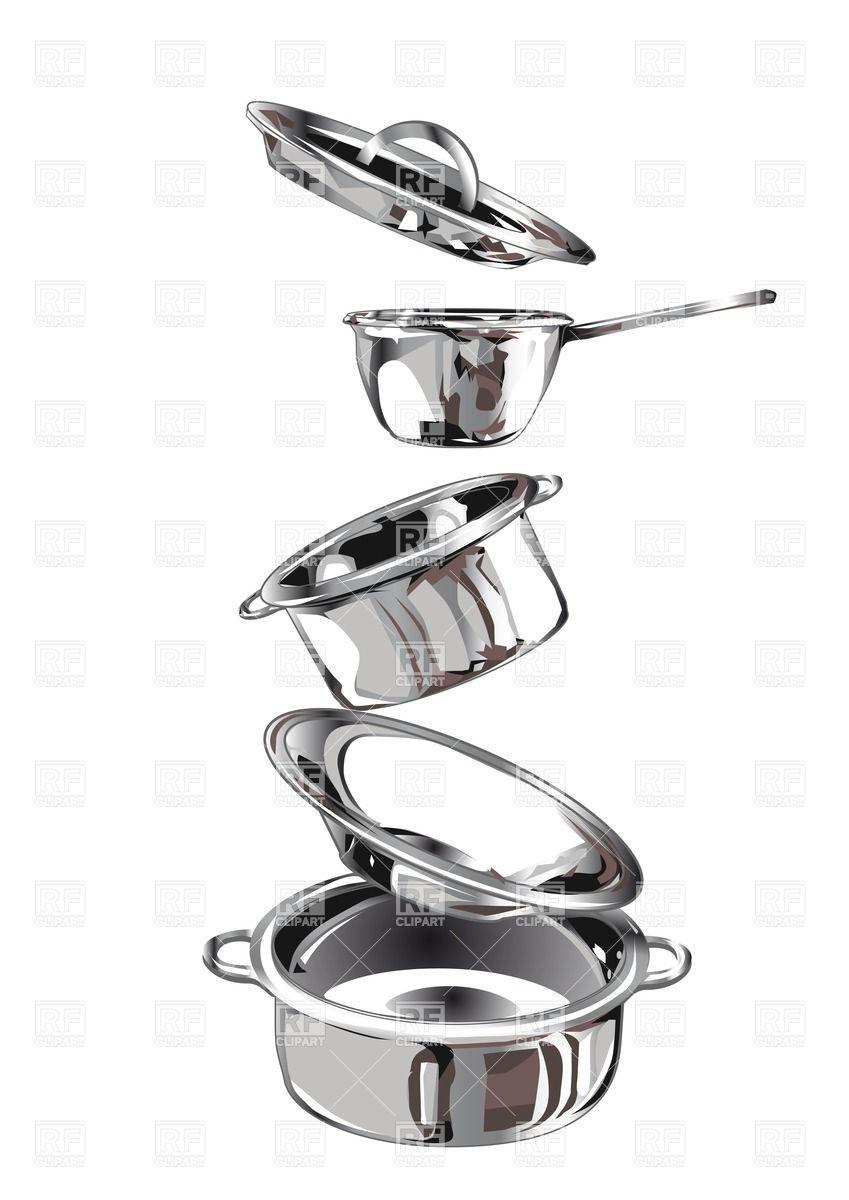 Stainless steel kitchenware Photo - 7