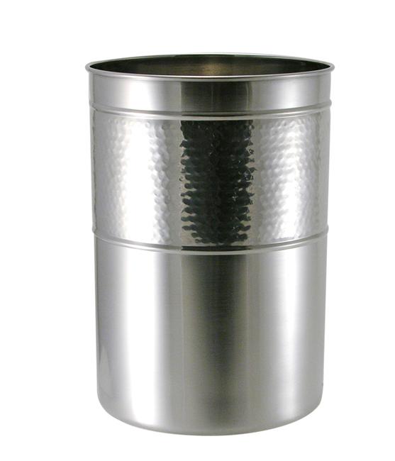 Stainless steel utensil holder for kitchen Photo - 12