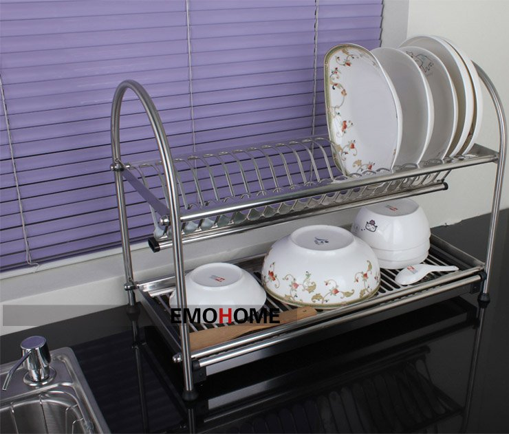 Stainless steel utensil holder for kitchen Photo - 1