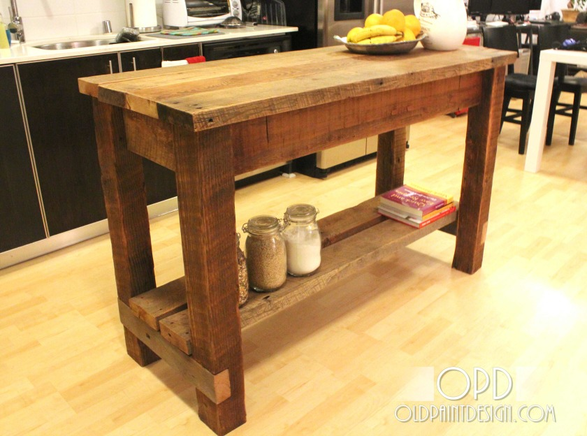 10 Photos To Stand Alone Kitchen Islands