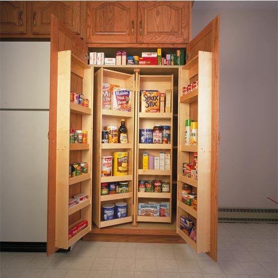 Stand Alone Kitchen Designs : Stand alone kitchen pantry ideas