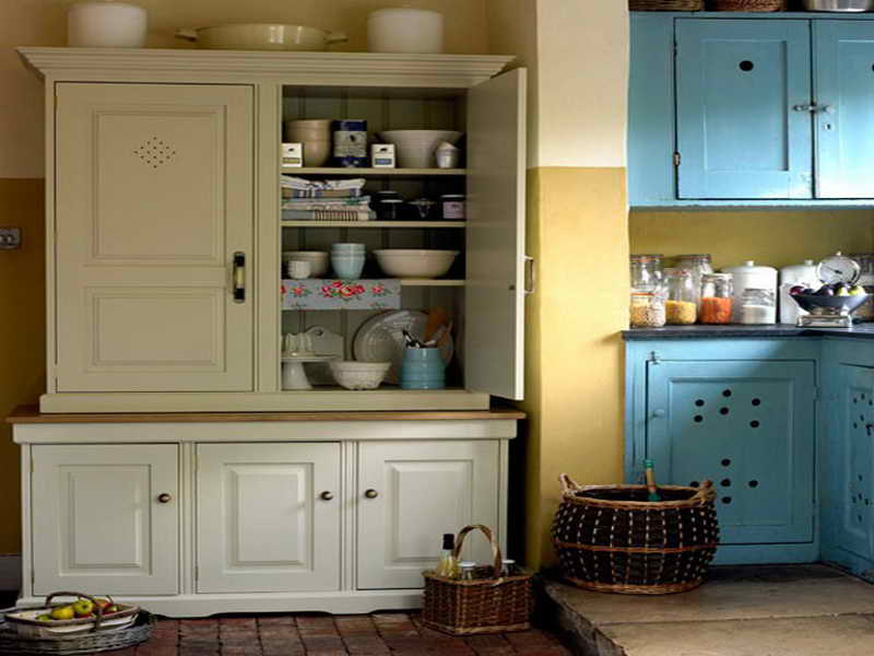 Stand Alone Kitchen Pantry Ideas