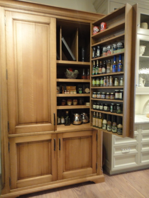 Stand alone kitchen pantry Photo - 8