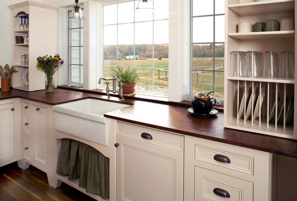 Stand alone kitchen pantry cabinet Photo - 12