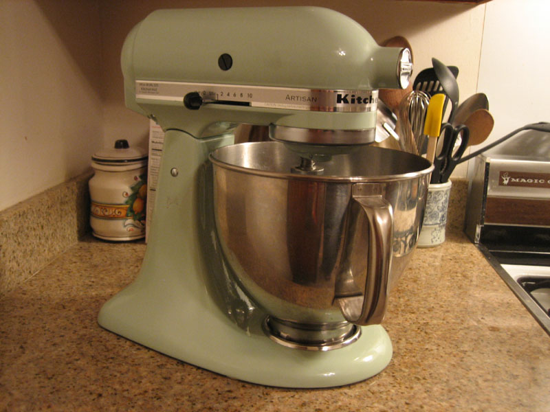 Stand mixer kitchenaid Photo - 3