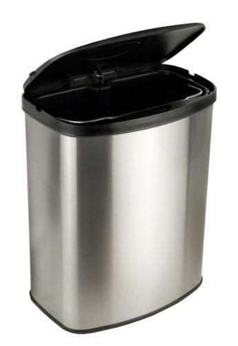 Standard kitchen trash can size Photo - 3
