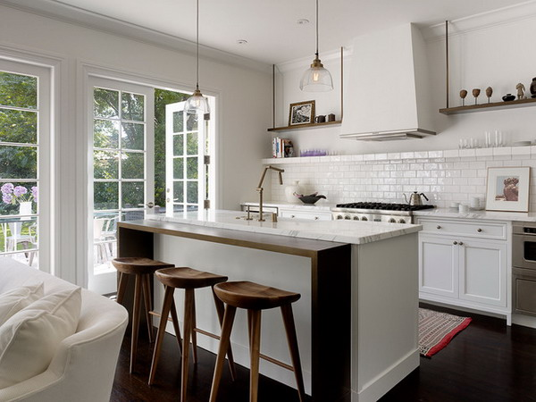 Stools for kitchen counter height Photo - 6