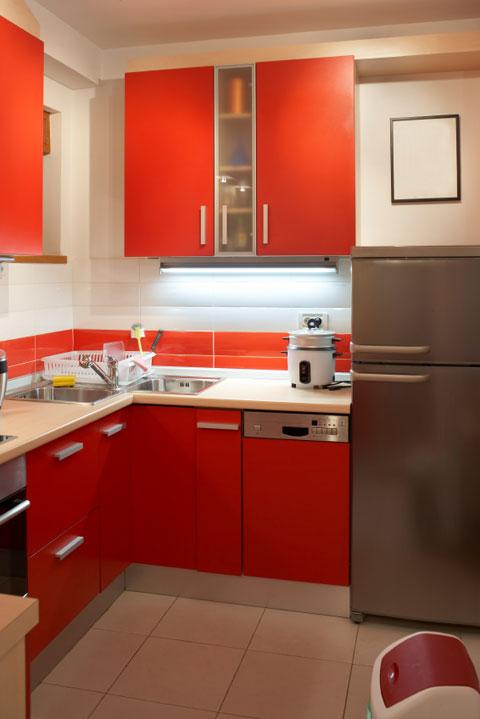 Storage for small kitchen Photo - 12