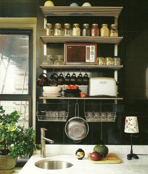 Storage for small kitchen Photo - 6