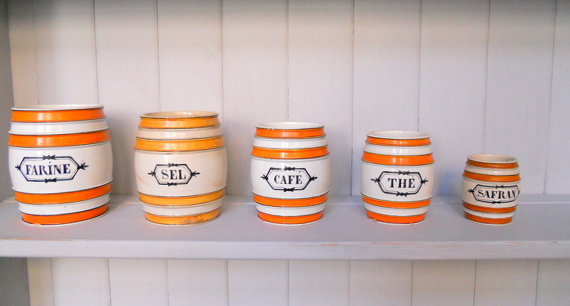 Storage jars for kitchen Photo - 10