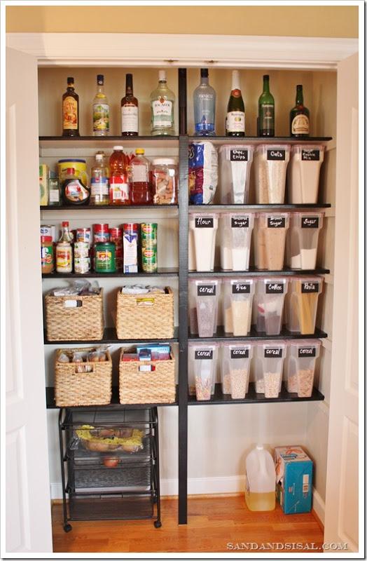 Storage pantry for kitchen Photo - 10