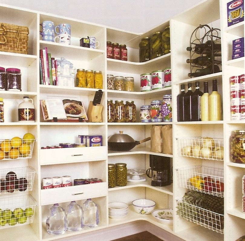 10 Photos To Storage Pantry For Kitchen