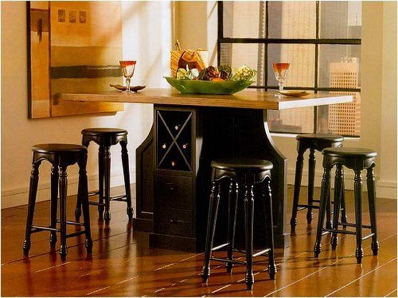 pact kitchen tables with storage torahenfamilia how to - Kitchen Table Counter