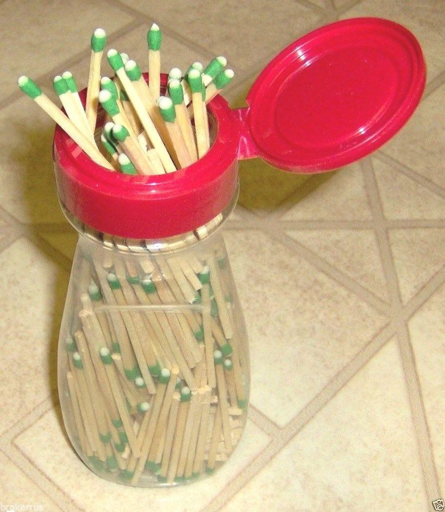 Strike anywhere kitchen matches Photo - 5