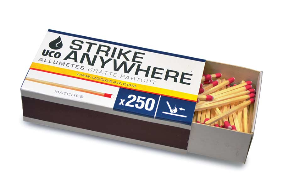 Strike anywhere kitchen matches Photo - 6