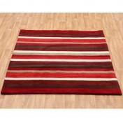 Striped kitchen rug Photo - 1