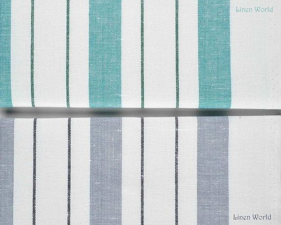 Striped kitchen towels Photo - 10